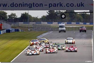 MOTORSPORT - EUROPEAN LE MANS SERIES 2012 - 6 HEURES DE DONINGTON / 6 HOURS OF DONINGTON - DONINGTON (ENG) - 13 TO 15/07/2012 - PHOTO : FREDERIC LE FLOC'H / DPPI -