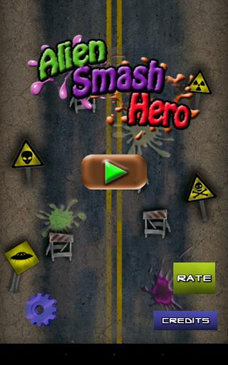 【免費休閒App】Alien Smash Hero-APP點子