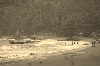 beach indonesia