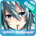 App Kirito SAO2 Wallpaper version 2015 APK