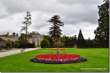 Powerscourt. Jardines italianos - DSC_0022