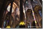1-Palma de Mallorca. Catedral. Interior - DSC_0220