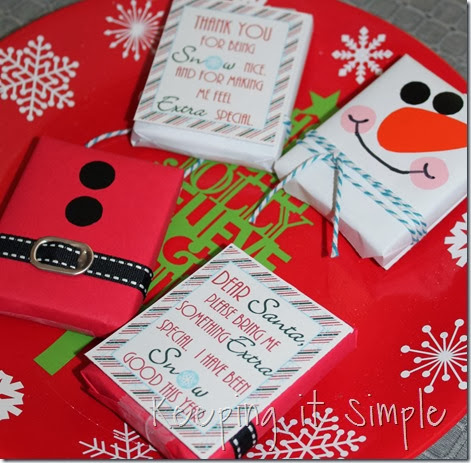 #shop Teacher and Santa gift #GiveExtraGum (6)