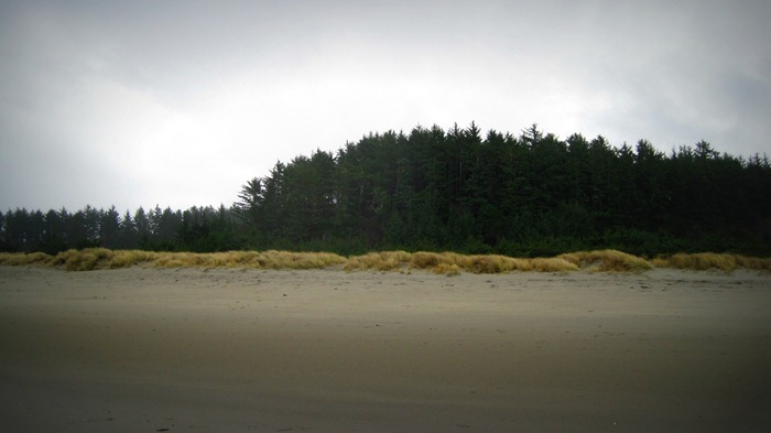 Bastendorff Beach Coos Bay Oregon