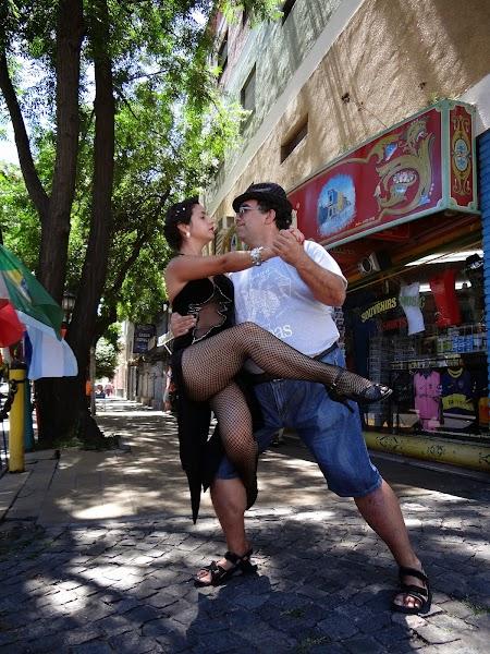 Dansez tanho in Boca