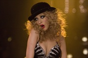 Christina Aguilera is Ali in Burlesque