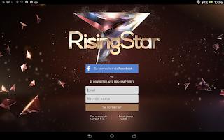 Screenshot of Rising Star