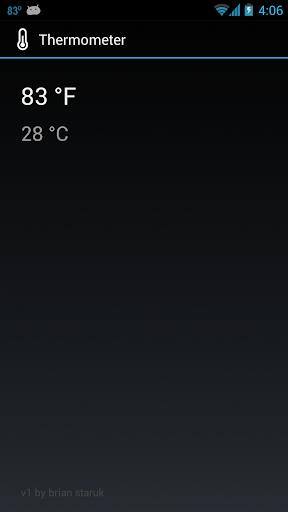 玩免費工具APP|下載Thermometer app不用錢|硬是要APP