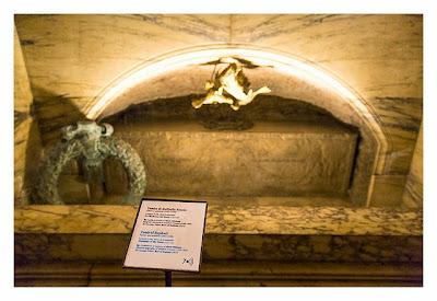 Rom: Geocaching über Silvester - Grab im Pantheon