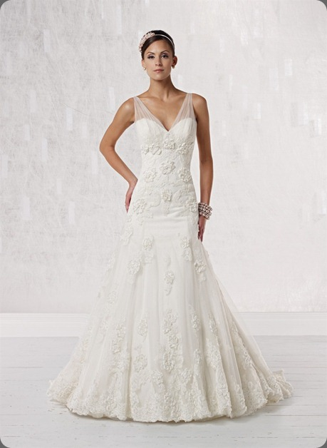 wedding dress ImageHandler kathy ireland for 2 be bride