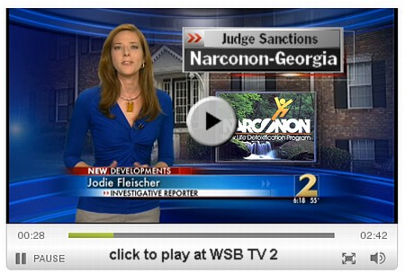 Narconon-Georgia program's director lied under oath