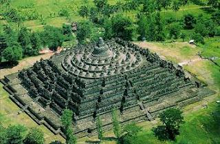 Inilah Foto-foto Candi Borobudur Saat Pertama Kali Ditemukan [ www.BlogApaAja.com ]