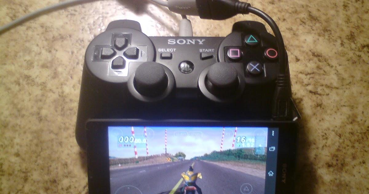 Три способа подключить Sixaxis DualShock 3 к …