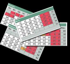 производственный календарь 2013
