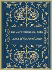 Cairo Variant of the Book of the Fixed Stars Cover