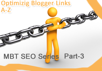optimize all links in blogger