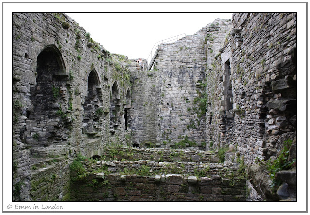 Within these castle walls Beaumaris