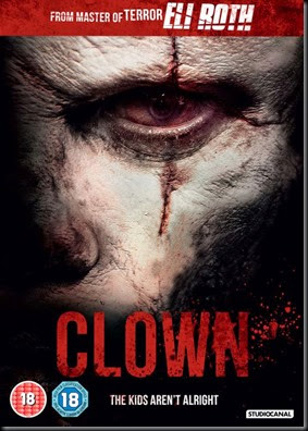 clown cover art