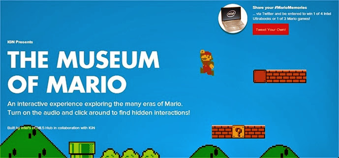 IGN presents Museum of Mario