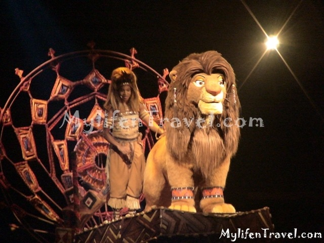 Lion King Disneyland HK 26