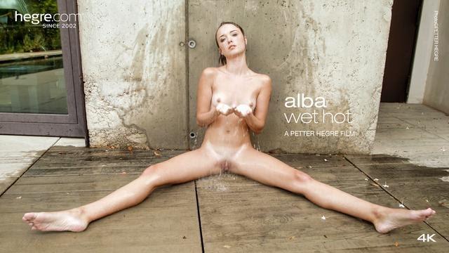 [Art] Alba - Wet Hot
