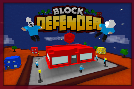 Block Defender: Tower Defense - screenshot thumbnail