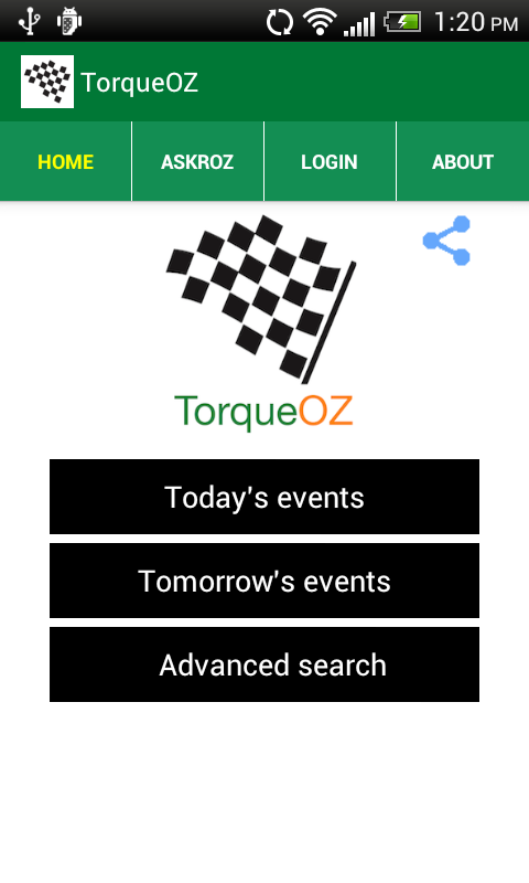 TorqueOZ- screenshot