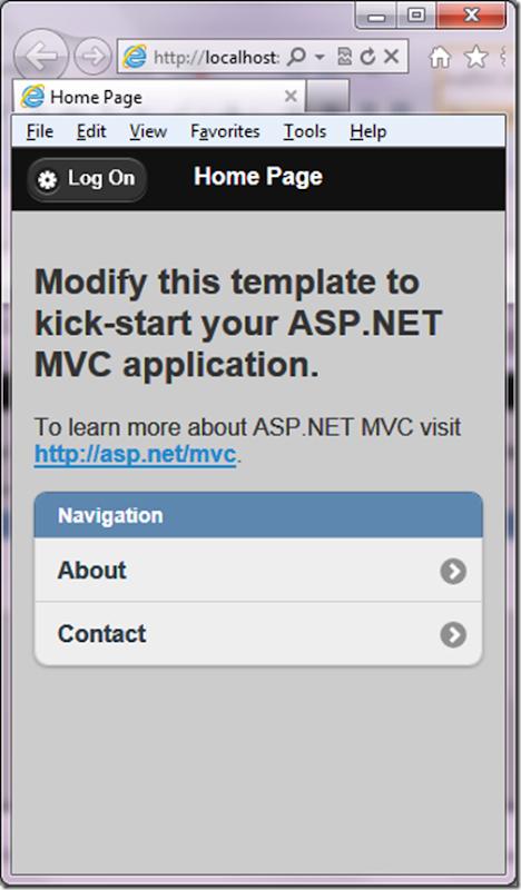 Mobile View with ASP.NET MVC 4.0-http://www.dotnetjalps.com