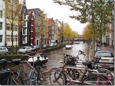 Amsterdam. Canales - PB090635