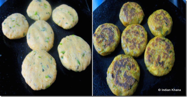 Aloo Tikki Patties Recipe