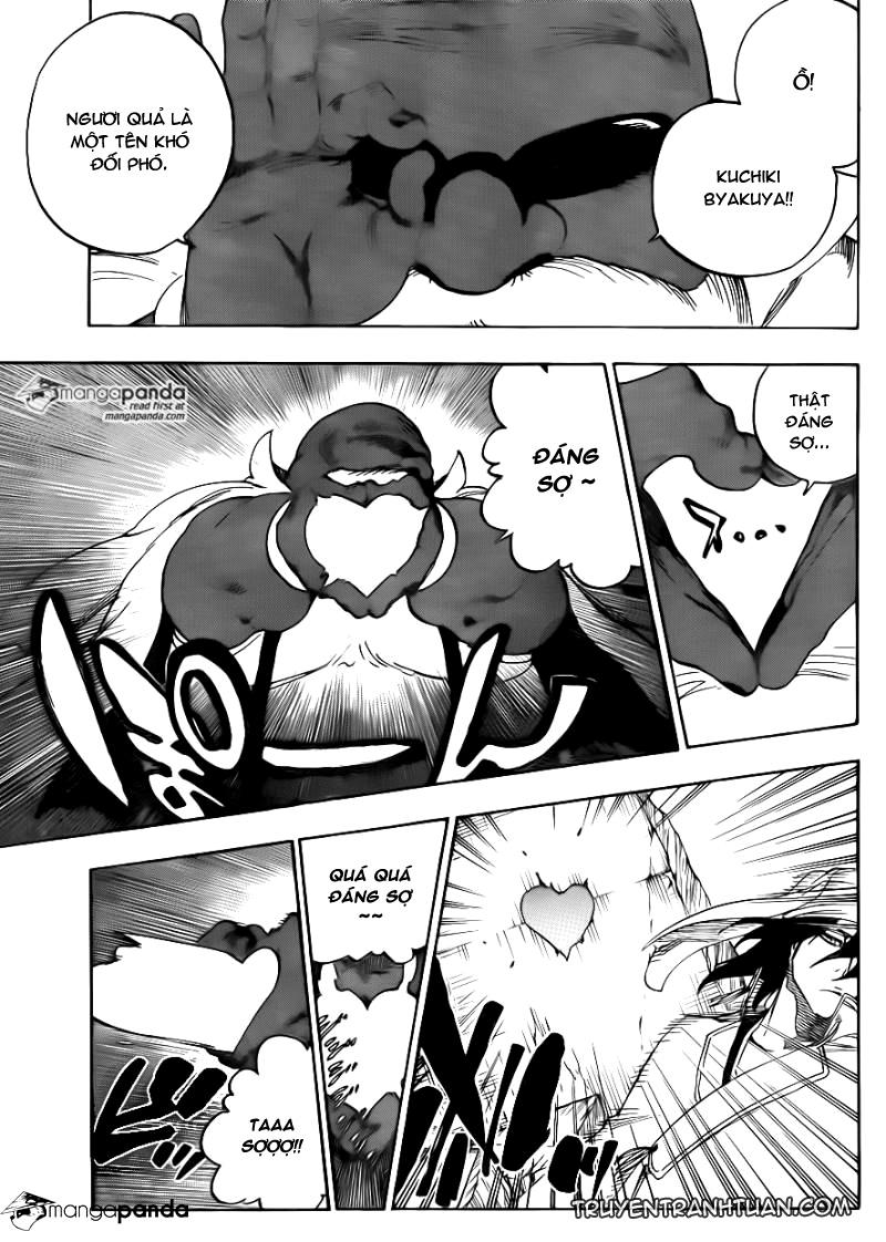 Bleach chapter 595 trang 6