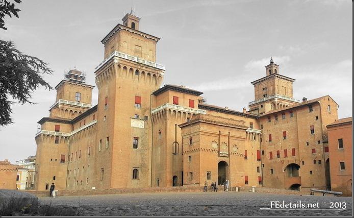 Castello Estense, Ferrara - Este's Castle, Ferrara, Italy, photo1