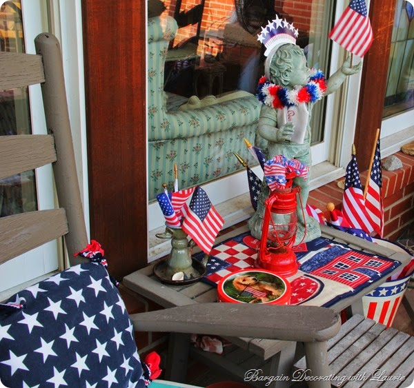 4th of July Porch 1a