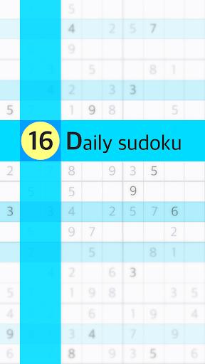Daily Sudoku 16