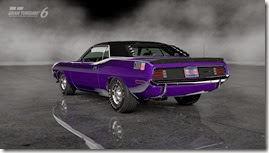 Plymouth AAR Cuda 340 Six Barrel '70 (4)