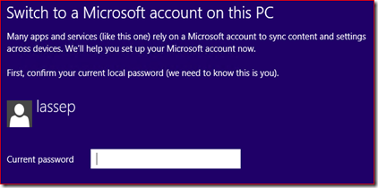 a new message has arrived: Using Windows 8 1 mail app