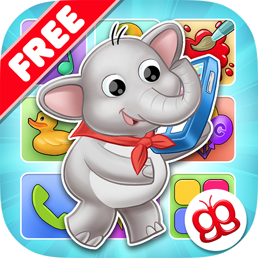 Buzz Me! 玩具電話免費版-盡在兒童活動中心 休閒 App LOGO-APP開箱王