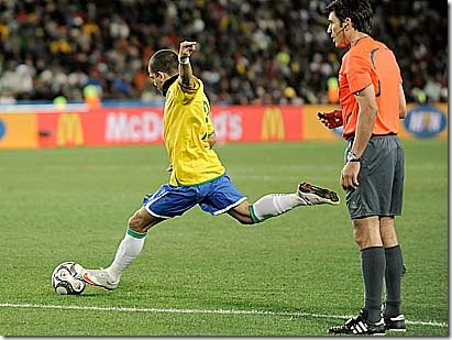 South Africa Brazil Confed Cup Soccer