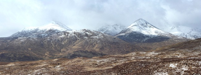 PHIL'S PICTURE OF THE MAMORES
