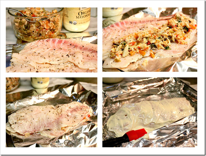 Crab & Shrimp Stuffed Fish | Learn how to do make it today