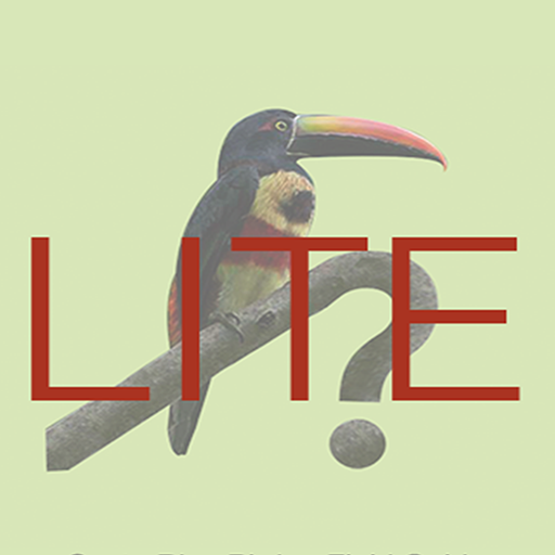 Costa Rica Birds Lite LOGO-APP點子