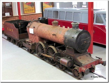 Bassett Lowke class 10 #11 from the Sutton Collection. It carried the names Mighty Atom and Prince of Wales
