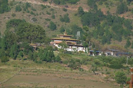 Templul fertilitatii Bhutan