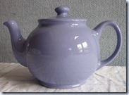 purple teapot