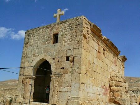 14. Capela crestina in Siria.JPG