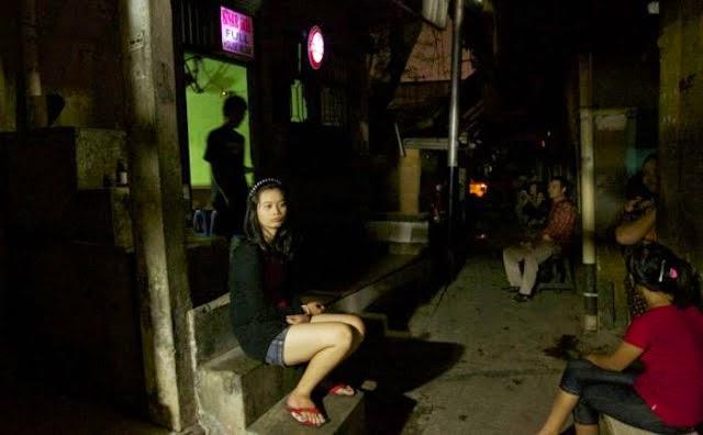 14 Gambar Eksklusif Kawasan Hitam di Indonesia