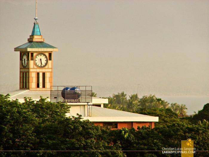 Picturesque Clock Tower at Dipolog City