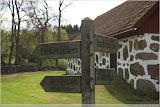 Ingeborraps Freiluftmuseum - Wegweiser