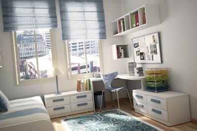 Study Room In Kids Bedroom Interior Design Ideas From ...