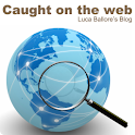 Caught on the web logo